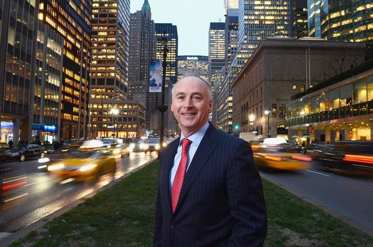 John Fitzpatrick, president and CEO of Fitzpatrick Hotel Group North America.
