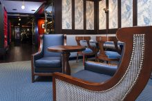 The Fitz Restaurant Fitzpatrick Manhattan