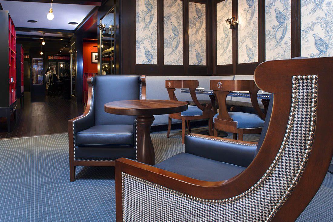 The Fitz Restaurant Fitzpatrick Manhattan Fitzpatrick