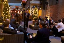 Patio Lounge Area Fitzpatrick Grand Central