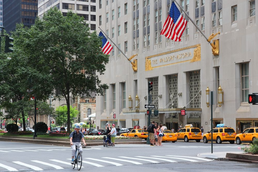 The Waldorf Astoria Closes its Doors